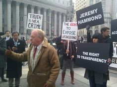 Jeremy Hammond was just sentenced to 10 years for exposing unlawful surveillance by corporations. Shows who really runs the US.