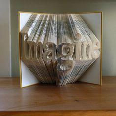book art art made from books art installation book literary Times New Roman, Folded Book Art, Book Folding, Book Page Art, Book Pages, Boyfriend Anniversary Gifts, Boyfriend Gifts, Boyfriend Girlfriend, Times Font