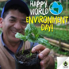 This World Environment Day, remember that by choosing #FairTrade, you're helping protect the #planet for generations to come. Press 'like' to help us raise awareness about this important issue! #WED2014 #WorldEnvironmentDay