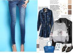 """Jeans Style"" by chicnova on Polyvore"