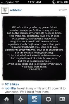 Rob Hill Sr's quotes are the best thing that has graced my IG timeline in the past few months.