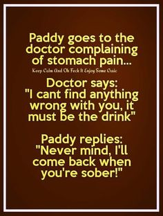 Funny Irish Jokes, Dad Jokes, Funny Captions, I Can Relate, Funny Signs, Meaningful Quotes, I Laughed, Things To Think About, Funny Pictures