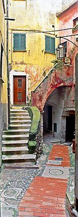 Tellaro, Italy by Jim Nilsen