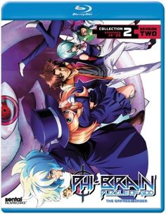 Phi-Brain ~ The Puzzle of God Season 2: Orpheus Order Blu-ray Collection 2 (Hyb)