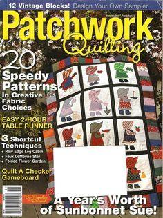 Patchwork Quilting . Обсуждение на LiveInternet - Российский Сервис Онлайн-Дневников
