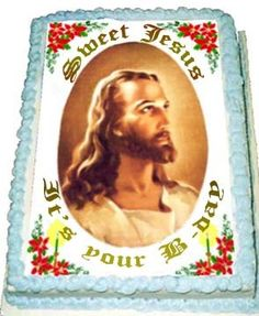 What are you celebrating?  Christ-mas or Santa-mas? ~C.M. Rogers