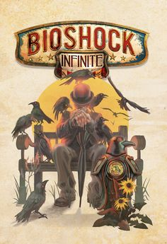 Bioshock Infinite : les jaquettes alternatives