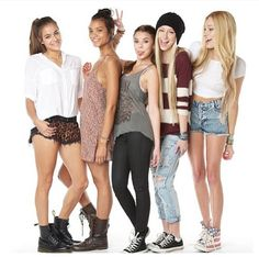 brandy melville | outfit ideas