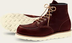 RED WING SHOES | Classic Moc STYLE NO. 8138