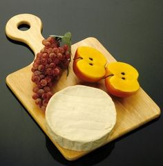 Fake Food Cheese and Fruit Board