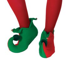 Adult Elf Shoe Pattern | Homemade Christmas Elf Costumes