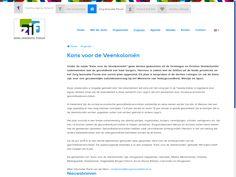 Persbericht van ZIF: Kans voor de Veenkoloniën. www.kvdvk.nl  De 13 gemeenten die meedoen zijn: Hoogezand -Sappemeer, Veendam, Pekela, Menterwolde, Oldambt, Bellingwedde, Stadskanaal, Vlagtwedde, Borger-Odoorn, Aa en Hunze, Emmen, Coevorden en Hoogeveen.