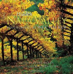 Wine Books - Hidden Napa Valley Revised and Expanded Edition -- Visit the image link more details.