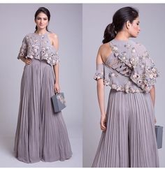 Unique outfit for any occasion. Unique outfit for any occasion. Lehenga Designs, Kurti Designs Party Wear, Indian Wedding Outfits, Indian Outfits, Indian Designer Outfits, Designer Dresses, Stylish Dresses, Fashion Dresses, Heavy Dresses