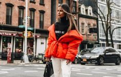 Enter the puffer jacket – for those winter days when you just can't shake the chill. Puffer Jackets, Winter Jackets, Winter Day, Shopping, Style, Fashion, Winter Coats, Swag, Moda