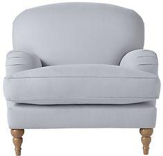 John Lewis Penryn Fixed-back Armchair