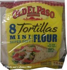 #Cute #GotItFree Old El Paso Mini Super Soft Tortillas