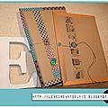 ✶ DIY : recycler une enveloppe cartonnée ....
