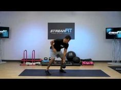 Kettlebell Juggling Cardio and Fat Loss Exercise