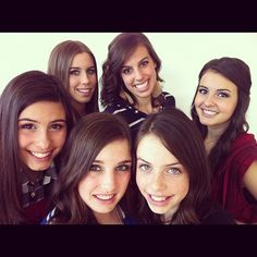 Cimorelli Band- look these sisters up on YouTube they make the best covers and have some pretty awesome original songs as well.