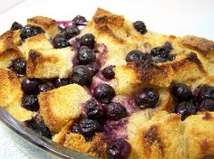 bread pudding for two- carbs 53