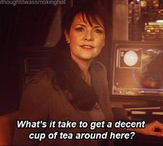 gif What's it take to get a decent cup of #tea around here?