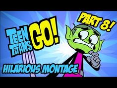 "Teen Titans Go! - ""Let's Get Serious"" (clip #2) - YouTube"