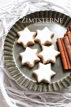 seidenfeins Dekoblog : Zimtsterne * cinnamon star cookies