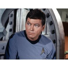 Star Trek Dr. Leonard Bones McCoy Photographic Print on Canvas