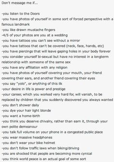 list of creepy things