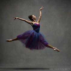 Lauren Lovette, Principal dancer, New York City Ballet. @laurenlovette @nycballet @nycdanceproject ...