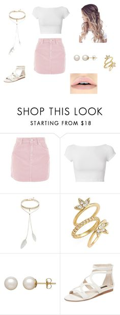 Bohemian by fiffan08 on Polyvore featuring Helmut Lang, Topshop, Ava & Aiden, Luv Aj, Honora and Bølo