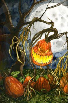 http://www.hdiphonewallpapers.com/uploads/image/Festival/Horror%20Halloween%20Pumpkin%20640.jpg