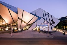 The Crystal, extension to the Royal Ontario Museum by Studio Daniel Libeskind