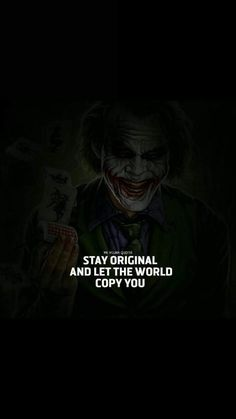23 Joker quotes that will make you love him more (notitle) Joker Love Quotes, Joker Qoutes, Heath Ledger Joker Quotes, Badass Quotes, Love Attitude Quotes, Batman Quotes, Swag Quotes, Boy Quotes, True Quotes