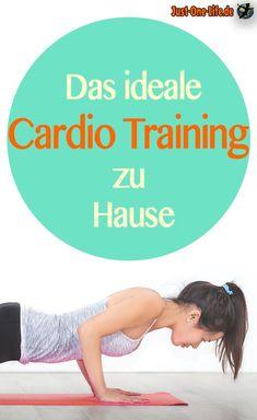 Das ideale Cardio Training zu Hause