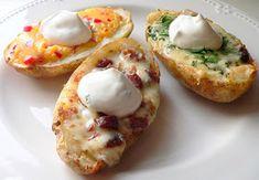 Baked Potato, Potatoes, Baking, Ethnic Recipes, Food Ideas, Christmas, Xmas, Potato, Bakken