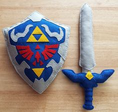 Master Sword inspired by The Legend of Zelda. by PlushProps