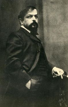 Claude Debussy - Composers - Public Domain Music from Royalty Free . Claude Debussy, Soul Music, Classical Music, Music Stuff, Impressionist, French Photographers, Famous People, Musicals, Romance