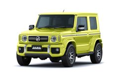 "JIMNY ""little G."" SUZUKI 