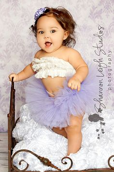 Little Lavender Tutu Baby Boutique Tutu Custom Made With Matching Satin Rosette Or Shabby Rose Flower Headband Beautiful Newborn Photo Prop