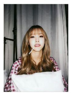 Mamamoo Melting Album Kinho Ver Polaroids (cr구차해‏)