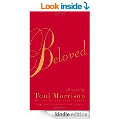an analysis of the community in the novel beloved by toni morrison 'toni morrison's novel 'beloved' attempts to repress the memory of slavery and utopian characteristics of the home and community contains: content analysis.