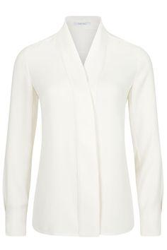 Bowery Blouse White