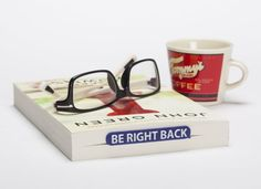 Be Right Back Bookmark