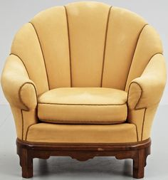 ... in Beautiful Swedish Antique Art Deco & Art Nouveau Furniture  I would choose a different color.