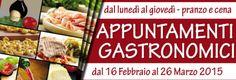 Tornano gli Appuntamenti Gastronomici a Modena! #food #wine #Italy #event #Modena #LambruscoValley