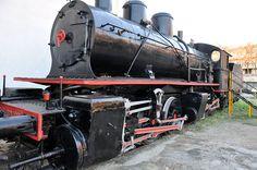"060-4013 ""Mallet"": Va ser creada per la companyia Esslingen a Alemanya, va funcionar des de l'any 1906 fins finals dels seixanta. Fue creada por la compañía Esslingen en Alemania, funcionó des del año 1906 hasta finales de los sesenta. It was created by the company Erlangen in Germany, it operates from 1906 until the late sixties."