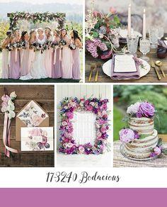 Bodacious Autumn Wedding Inspiration