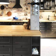 Kuchyně IKEA - inspirace a galerie - Favi.cz